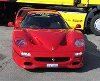 Deuxième édition du Ferrari Maserati Festival