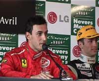 Les LG Super Racing week-end days à Magny-Cours