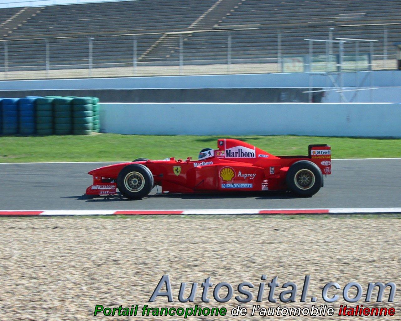 F1 - Ferrari Maserati Festival 2003