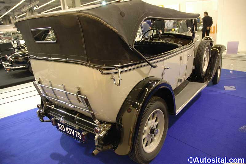 Fiat 521 Torpedo de 1929