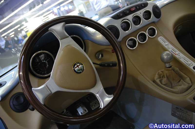 Alfa Romeo Nuvola de 1996