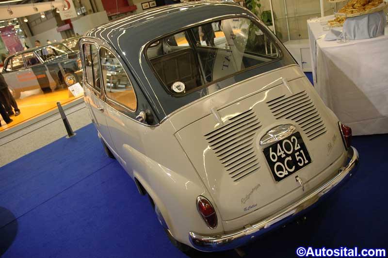 Fiat 600 Multipla de 1958