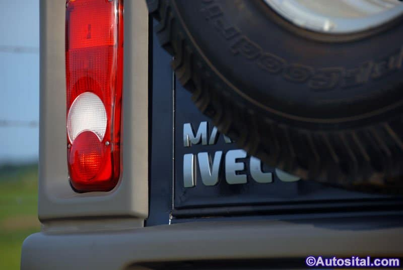 Iveco Massif SW 5 portes 146