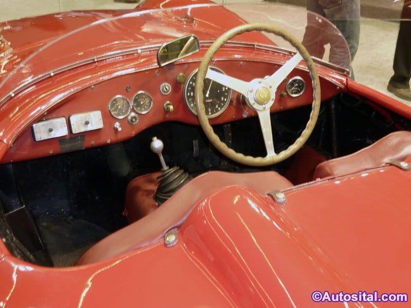Alfa Romeo C52 Disco Volante Spider - 1952