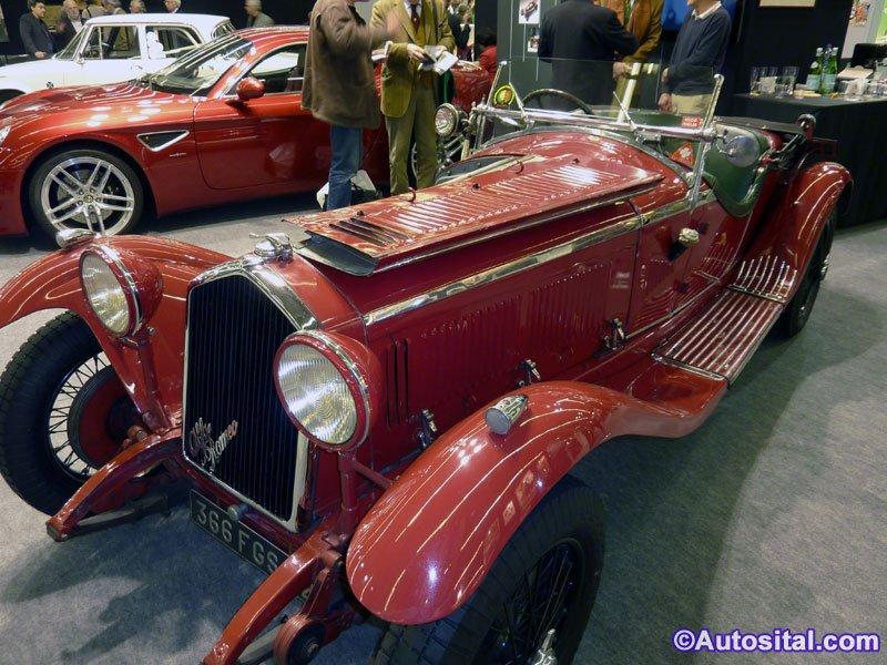 Alfa Romeo 6C 1750 GS (5ème série) - 1932