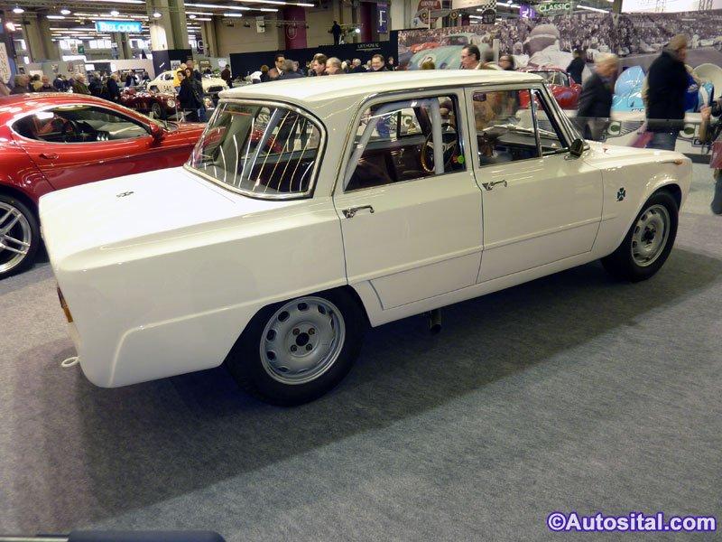 Alfa Romeo Giulia Ti Super - 1963