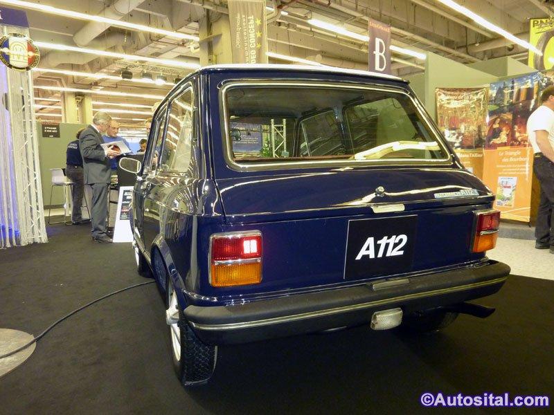 Autobianchi A112 Elegante Série 2 - 1973