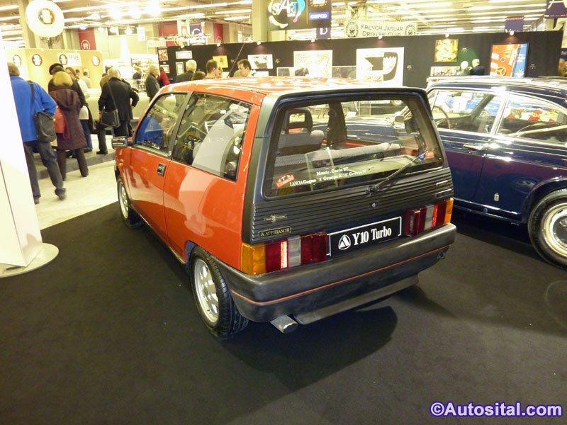 Autobianchi Y10 Turbo AC - 1987