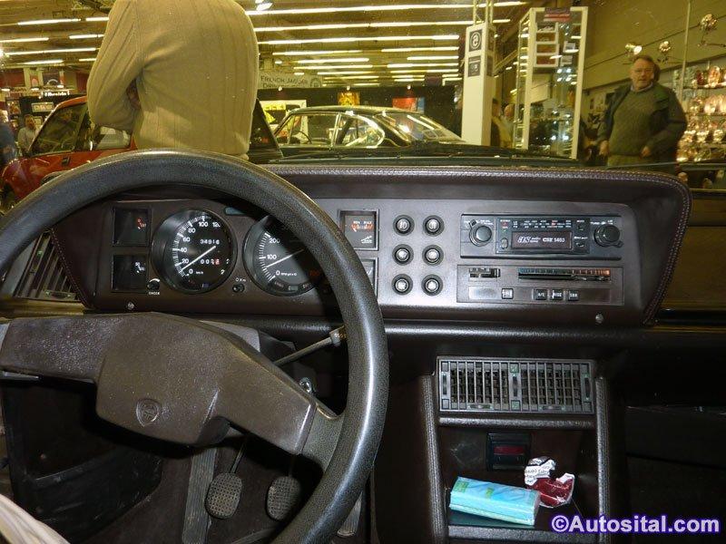 Lancia Gamma Coupé 2500 ie