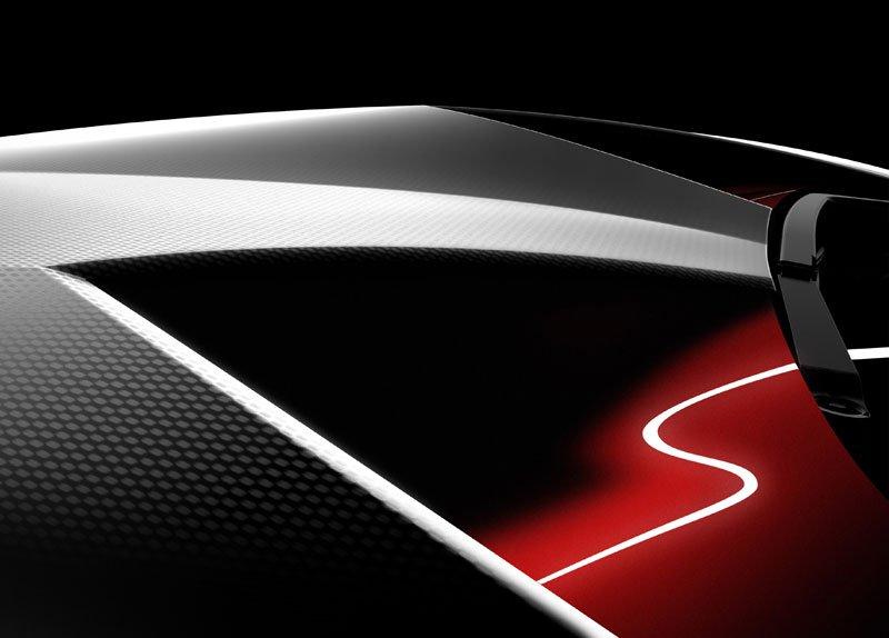 Mondial de l'auto de Paris 2010 - Teaser Lamborghini 1