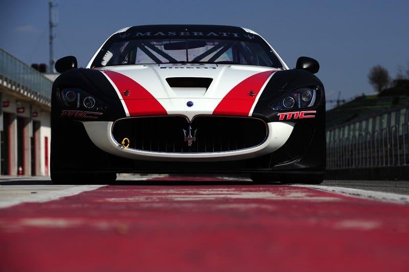 Trofeo Maserati GranTurismo MC 2011