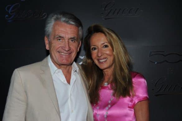 Nicole et Gilbert Coullier