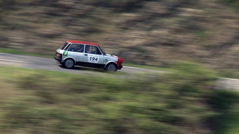 Tour Auto Optic 2000 : Autobianchi A112 Abarth