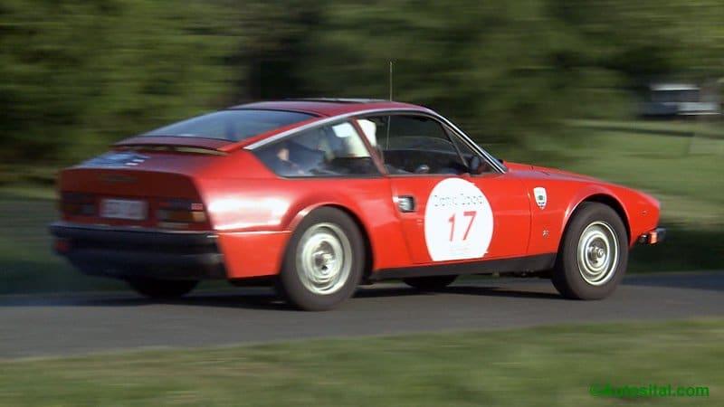 Tour Auto Optic 2000 : Alfa Romeo Junior Zagato