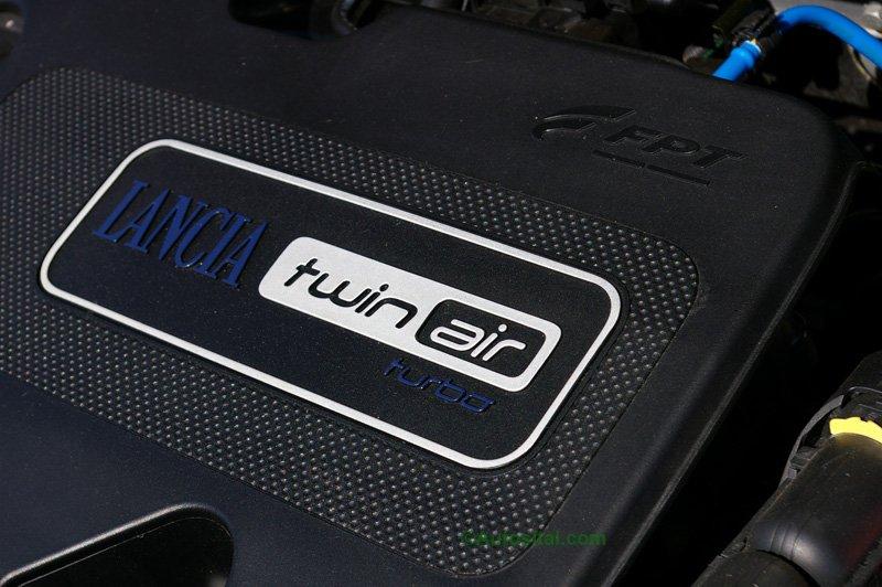 Lancia Ypsilon 0.9 TwinAir 85 ch Stop&Start