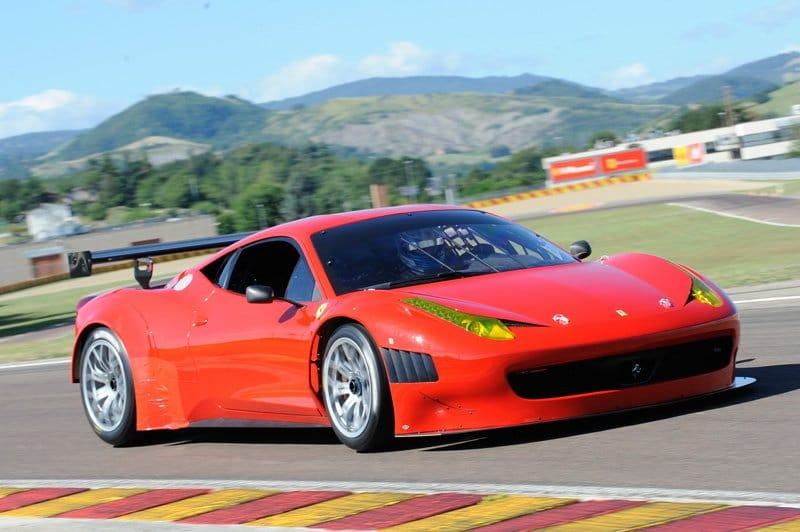 Ferrari 458 Italia Grand Am