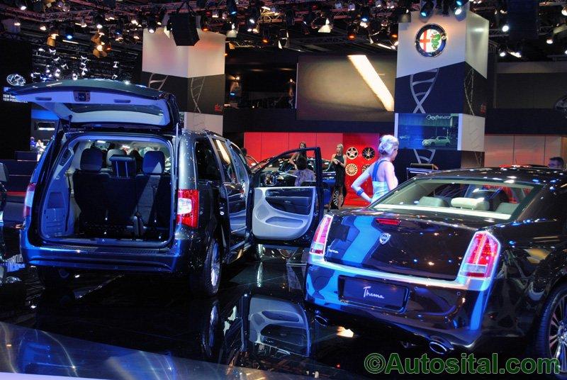 Francfort 2011 - Lancia Thema