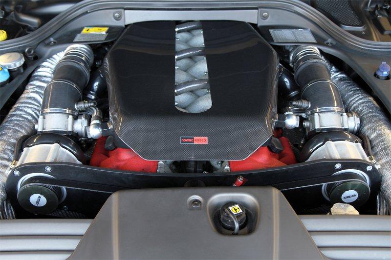 Ferrari Novitec Rosso SA Aperta (2011)