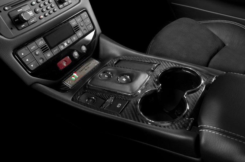 Salon de Bologne 2011 - Maserti GranTurismo S Limited Edition