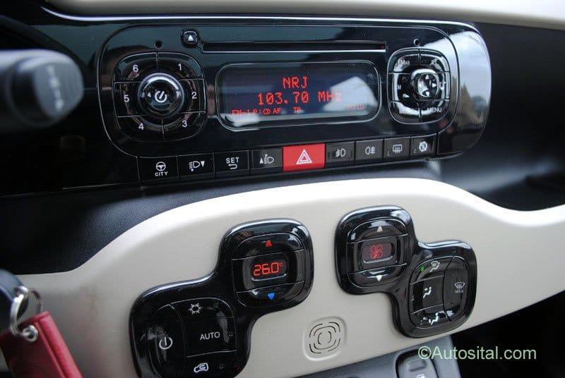 Fiat Panda 0.9 TwinAir 85 ch Lounge (2012)