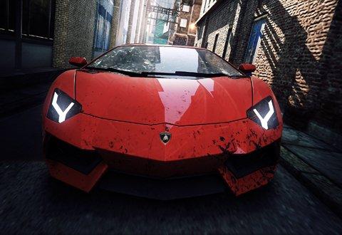 Electroncic Arts présente une nouvelle version de Need for Speed Most Wanted