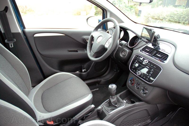 Fiat Punto 1.3 Multijet II 85 ch Easy