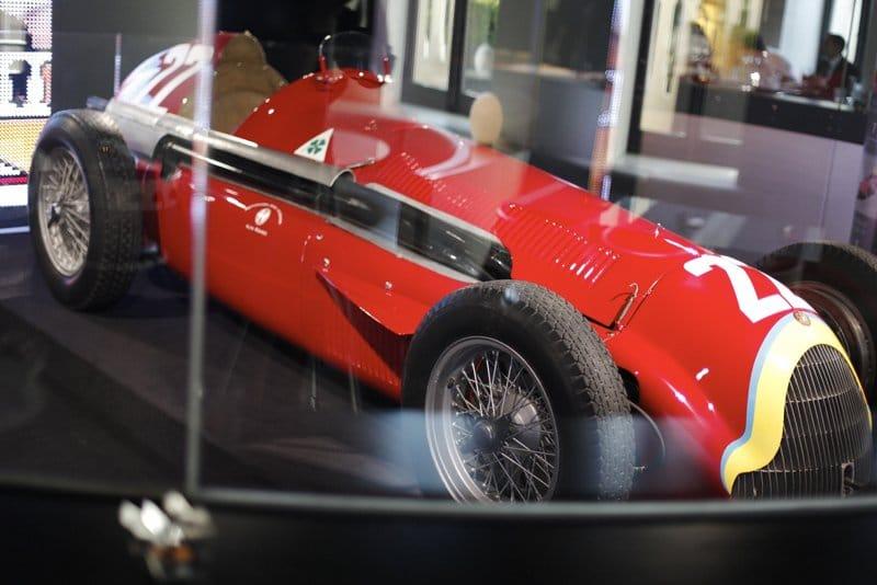 MotorVillage, exposition Grand Prix