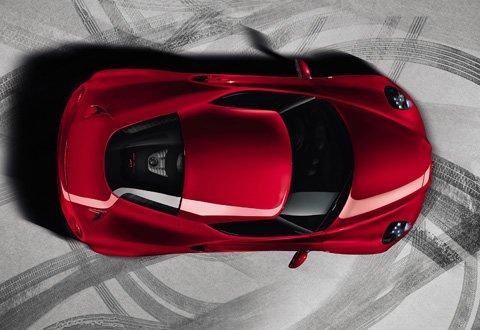 L'Alfa Romeo 4C sera bien à Genève en version définitive