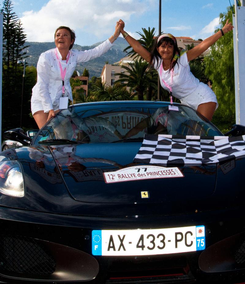 Le Princesses Prestige Rally vient compléter le Rallye des Princesses