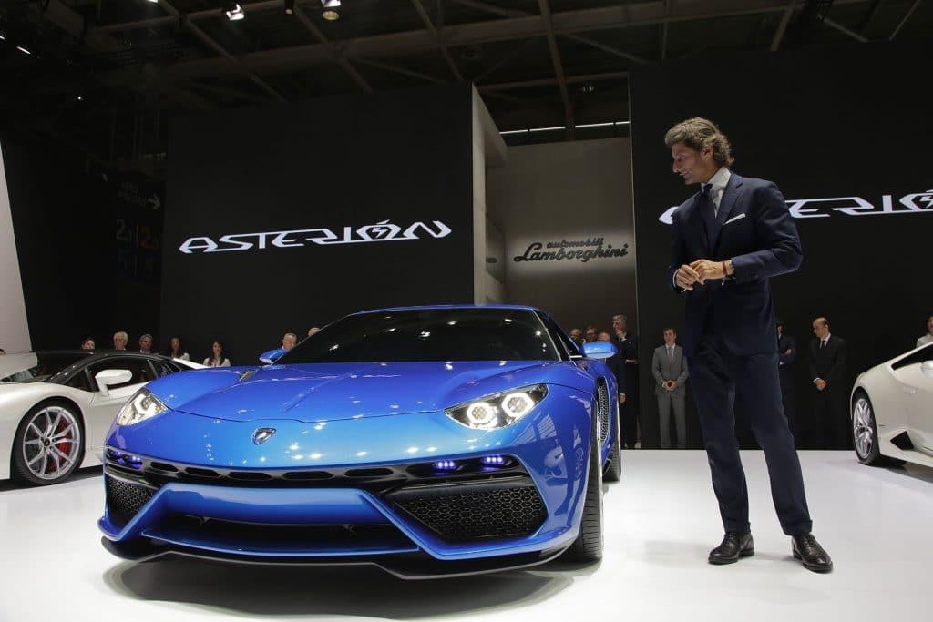 Lamborghini Asterion - Mondial Paris 2014