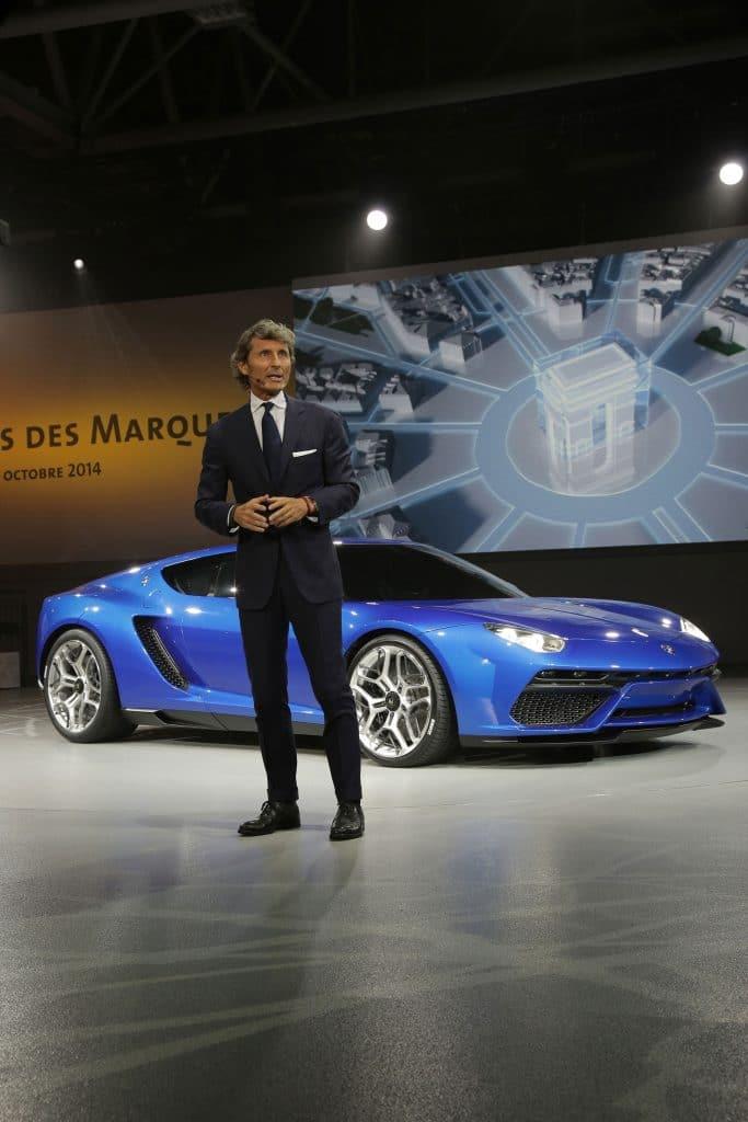 Mondial de Paris 2014 – Lamborghini – Officielles