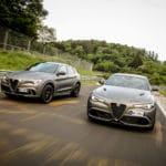 Alfa Romeo Giulia & Stelvio NRING