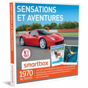 Smartbox Sensations et aventures
