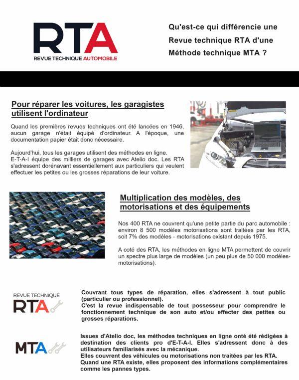 RTA Fiat Tipo ii