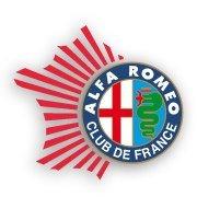 Logo Club Alfa Romeo de France