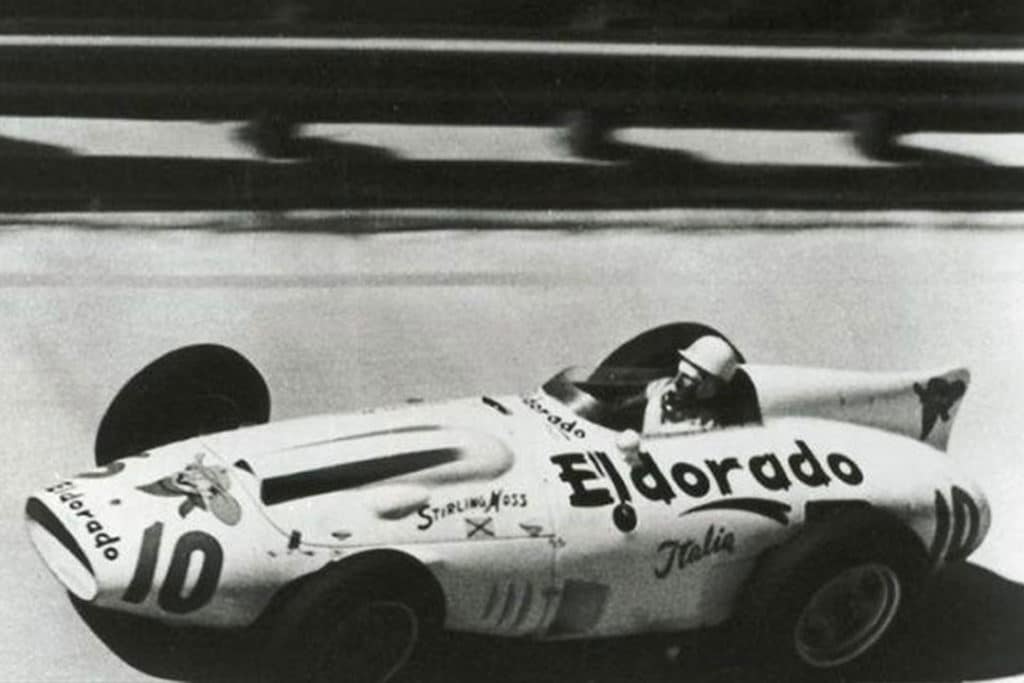 Décès de Stirling Moss, légende de la Formule 1