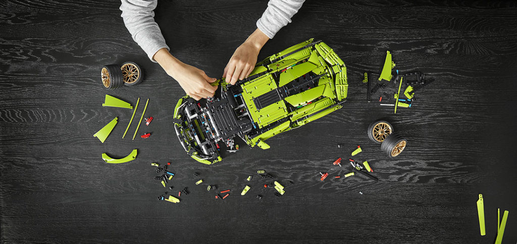 LEGO® Technic Lamborghini Sián FKP 37 (42115)