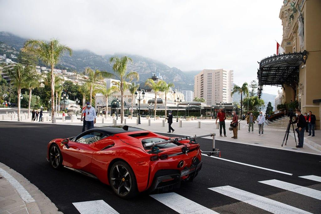 Le grand rendez-vous manqué de Claude Lelouch et Ferrari