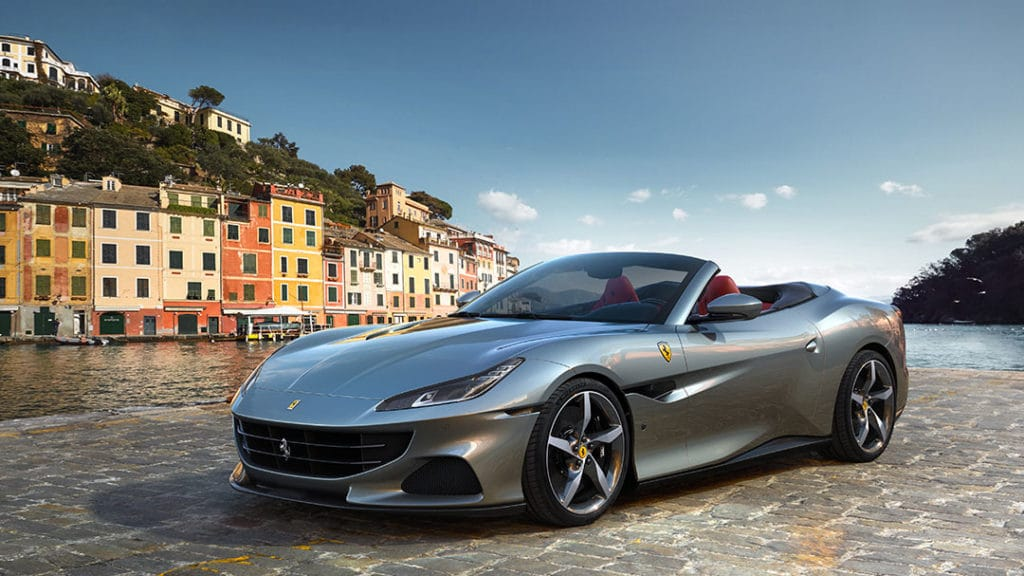 Ferrari Portofino M, la Portofino en Mieux