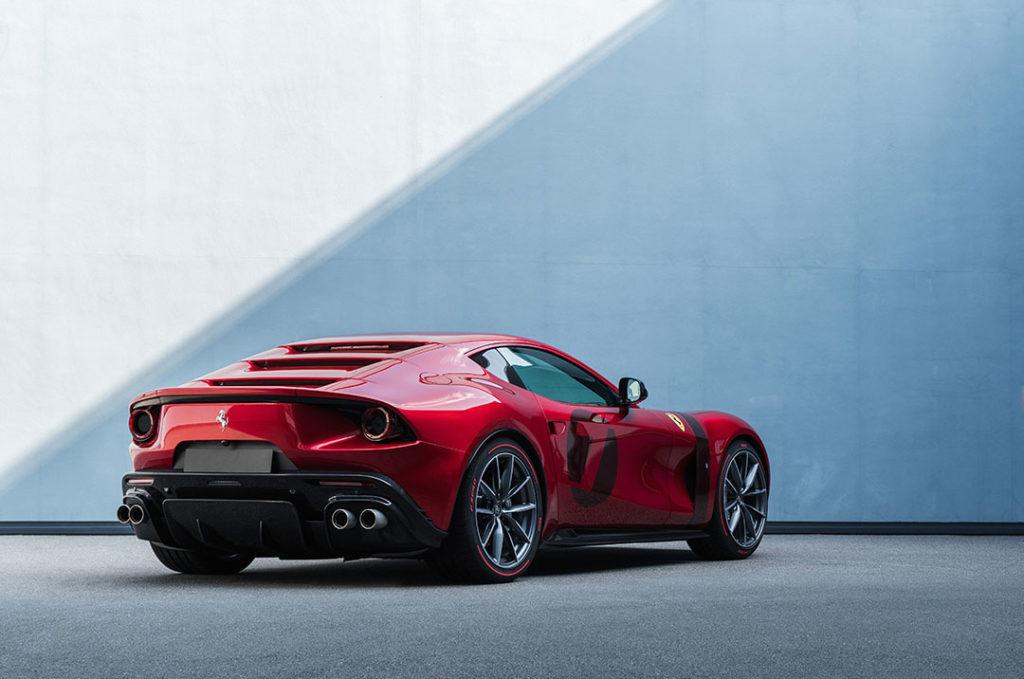 Ferrari Omologata (2020) – Photos officielles