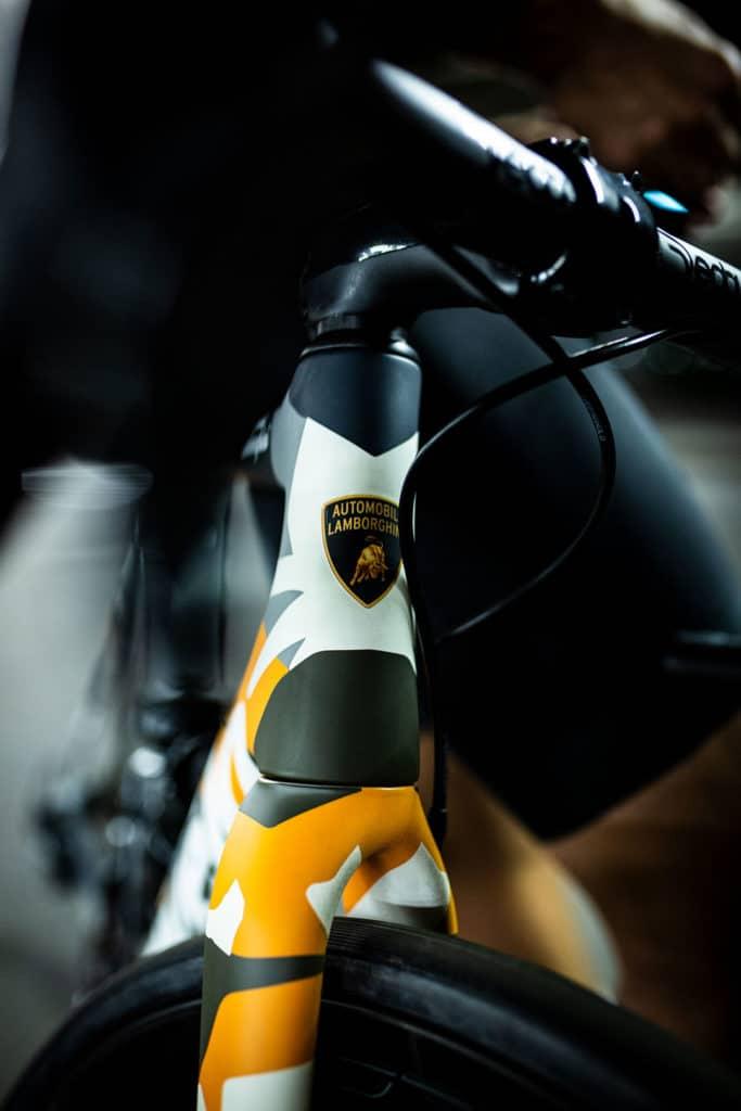 Cervélo R5 Automobili Lamborghini Edition, hommage à l'Italie