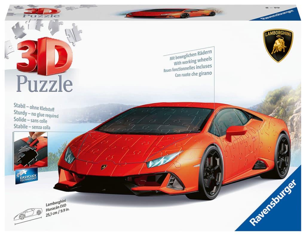 Ravensburger 3D Puzzle Lamborghini Huracán EVO