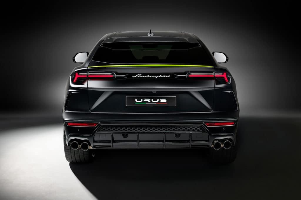 Lamborghini Urus Graphite Capsule (2020) – Photos officielles