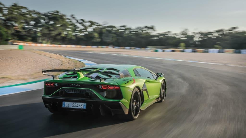 Lamborghini produit sa 10 000ème Aventador