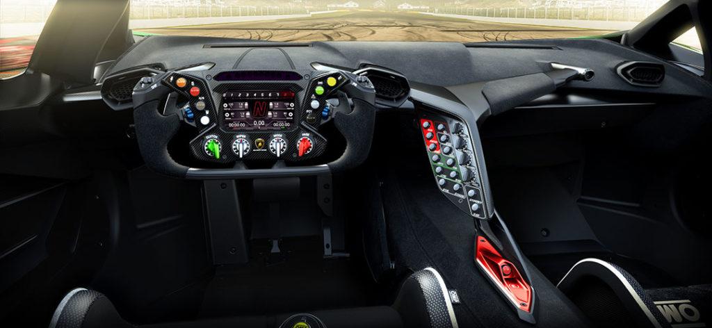 Lamborghini Essenza SCV12 (2020) – Photos officielles