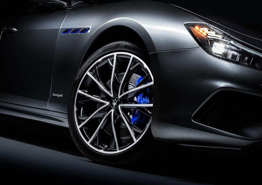Maserati Ghibli Hybrid (2020) – Photos constructeur