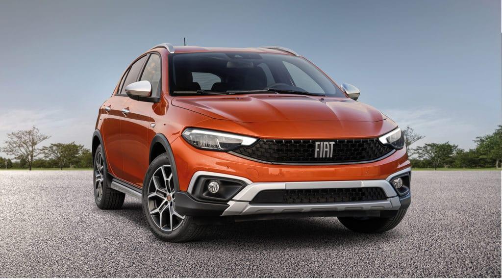 Fiat Tipo Cross (2020)