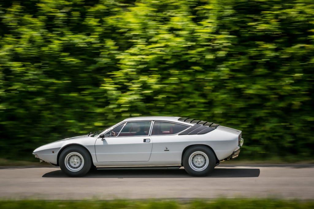 La Lamborghini Urraco fête ses 50 ans !