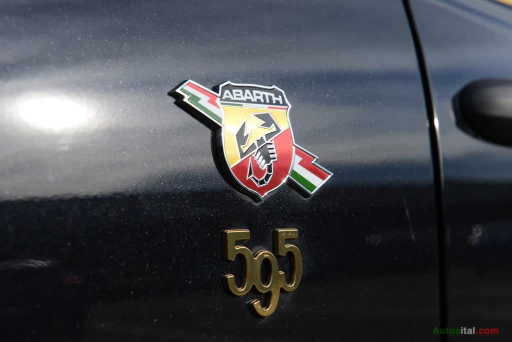 Abarth 595 Scorpioneoro (2020)