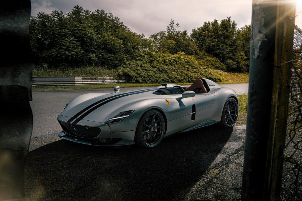 Novitec pousse encore plus loin les performances des Ferrari Monza SP1 et SP2